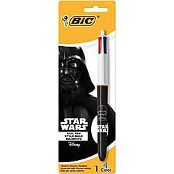 Star Wars BIC 4 Color Retractable