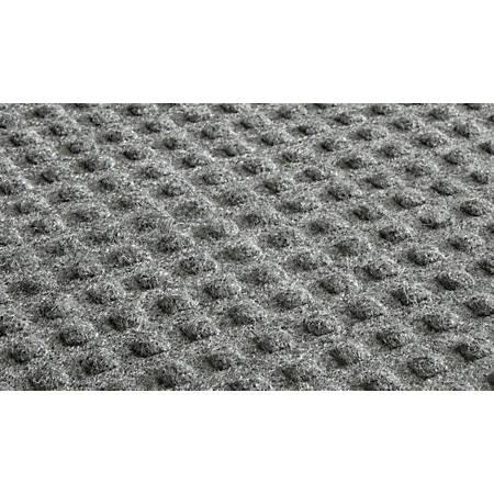 Waterhog Low-Profile Floor Mat, 3' x 10', Granite