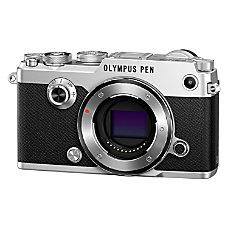 Olympus PEN F 203 Megapixel Mirrorless