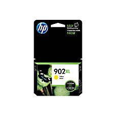 HP 902XL High Yield Yellow Ink
