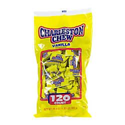 Charleston Chew Snack Size Candies Vanilla