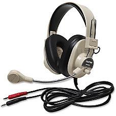 Califone Deluxe Multimedia Stereo Headset