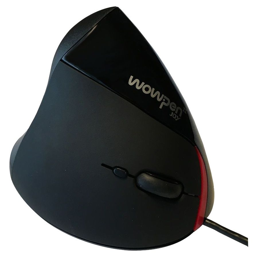 Ergoguys Wow Pen Joy Ii Wireless Ergonomic Computer Mouse Wire Mp2020 Murray Circuit Breaker New Used And Obsolete Wired Vertical Optical Black By Rh Officedepot Com