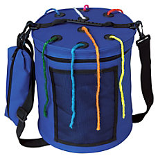 Pacon Carrying Case Tote Yarn Blue