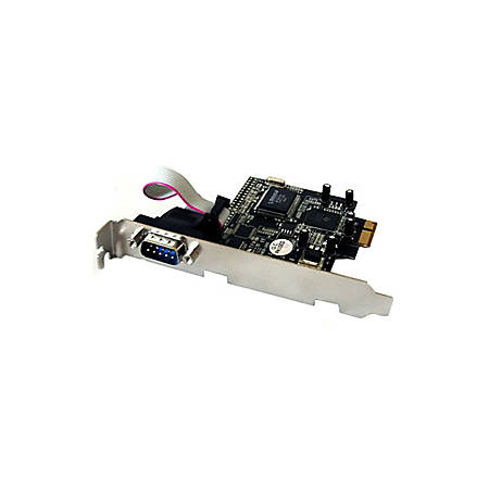 Bytecc BT-PE1S 1-port PCI Express Serial Adapter
