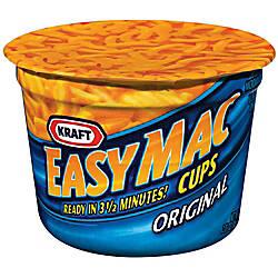 Easy Mac Original Microwave Single Serve