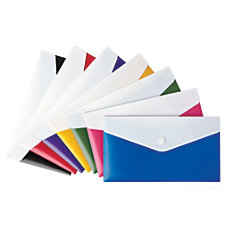 Office Depot Brand Poly Envelope Check
