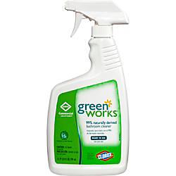 Green Works Natural Bathroom Cleaner 24