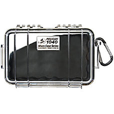 Pelican 1040 Micro Case with Black