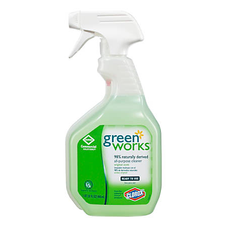 Green Works® Natural All-Purpose Cleaner, 32 Oz. Spray