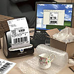 DYMO® LabelWriter® 4XL Wide Format Label Printer For PC And Apple® Mac®