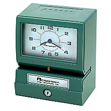 Acroprint 150NR4 Heavy Duty Time Recorder