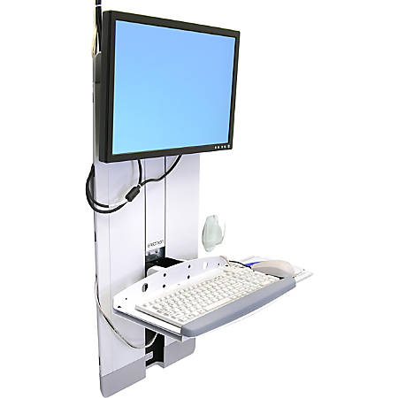 Ergotron StyleView 60-593-216 Lift for Flat Panel Display