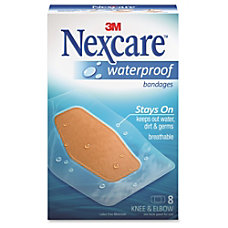 3M Nexcare Waterproof Bandages 2 38