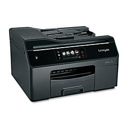 Lexmark OfficeEdge Pro5500 Inkjet Multifunction Printer - Color - Plain Paper Print - Desktop