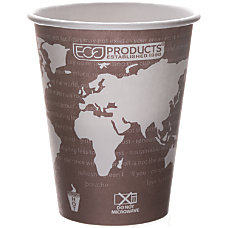 Eco Products World Art Hot Cups