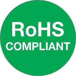 Tape Logic RoHS Compliant Labels DL1299