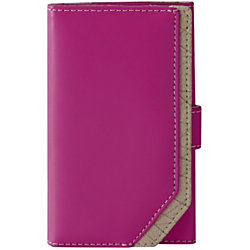 Belkin Folio Case for iPod touch 2G - Leather - Pink