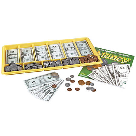Learning Resources® Giant Classroom Money Kit, Ages 5-9