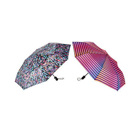 Nicole Miller Travel Umbrella