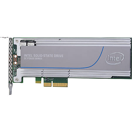 "Intel P3600 400 GB Solid State Drive - U.2 (SFF-8639) (PCI Express x4) - 2.5"" Drive - Internal"