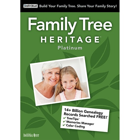 family tree heritage platinum 15 windows download version by office