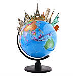 Kids Tech Augmented Reality Globe with Smartphone App