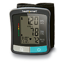 HealthSmart Standard Series Wrist Digital Blood