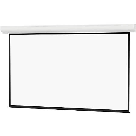 "Da-Lite Contour Electrol 119"" Electric Projection Screen - Yes - 1:1 - Matte White - 84"" x 84"" - Ceiling Mount, Wall Mount"