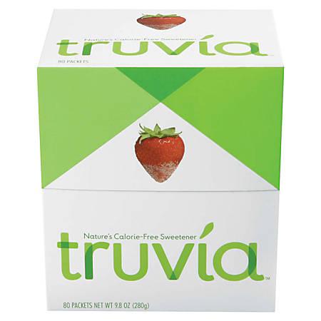 Truvia™ Natural Sweetener, Pack Of 80