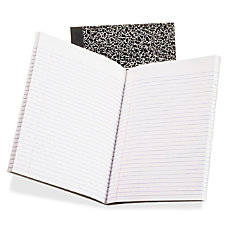 Oxford College Rule Composition Notebook 80