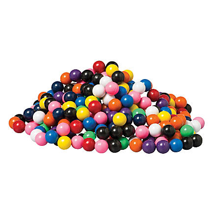 Dowling Magnets Magnet Marbles, Grades 3-6, Pack Of 100