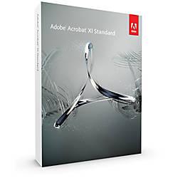 download adobe acrobat x standard