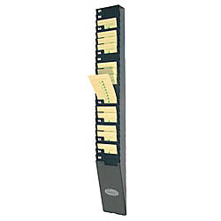 Lathem Time Expandable Time Card Rack