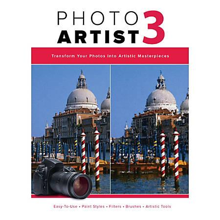 PhotoArtist 3, Download Version