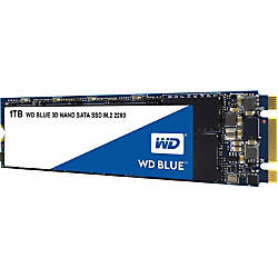 WD Blue 3D NAND 1TB PC