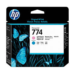 HP Designjet 774 Light MagentaLight Cyan