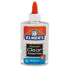 Elmers Clear Washable School Glue 5