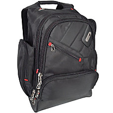 ful Refugee Laptop Backpack Black