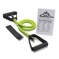 Black Mountain Products Single Resistance Band, 70-75 Lb, Atomic Green Item# 436670 at Office Depot in Cypress, TX   Tuggl