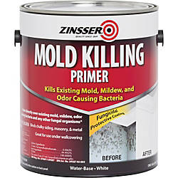 Zinsser Mold Killing Primer 128 Oz