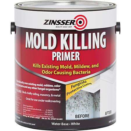 Zinsser Mold-Killing Primer, 128 Oz