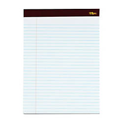 TOPS Double Docket Gold Perforated Writing
