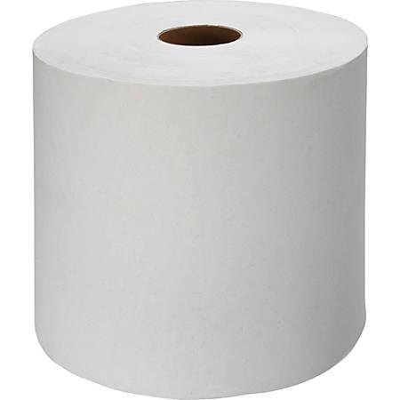 "Genuine Joe Hardwound Roll Paper Towels, 7-7/8"" x 1000', Carton Of 6"