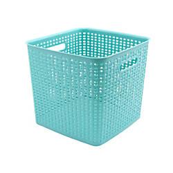 See Jane Work Plastic Weave Bins
