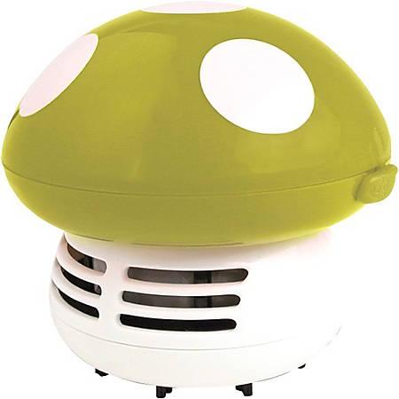 Starfrit Mini Table Vacuum Cleaner - Battery - Green
