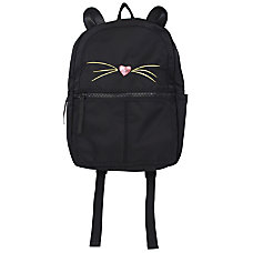 Office Depot Brand Nylon Backpack Cat