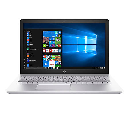 "HP Pavilion 15-cc010nr Laptop, 15.6"" Touch Screen, 7th Gen Intel® Core™ i5, 8GB Memory, 1TB Hard Drive, Windows® 10 Home"