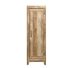 Sauder Adept Engineered Wood Narrow Storage
