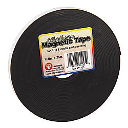 Hygloss Magnetic Tape Strips 05 x